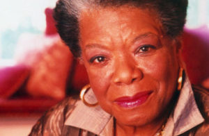 Research Wisdom from Maya Angelou