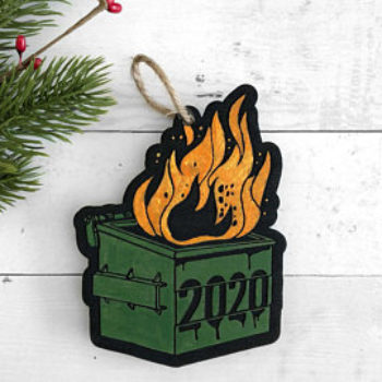 Some Thoughts on the Dumpster Fire That is 2020