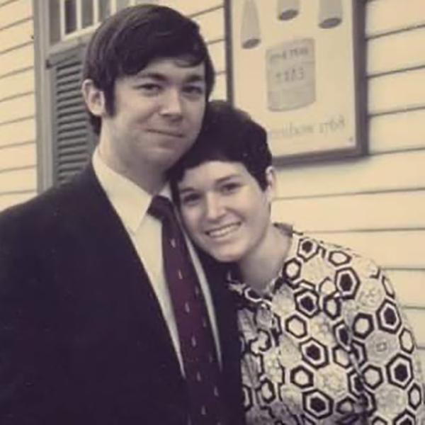 Jessica Broome mom and dad 1966